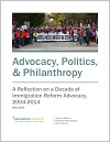 Advocacy, Politics, and Philanthropy